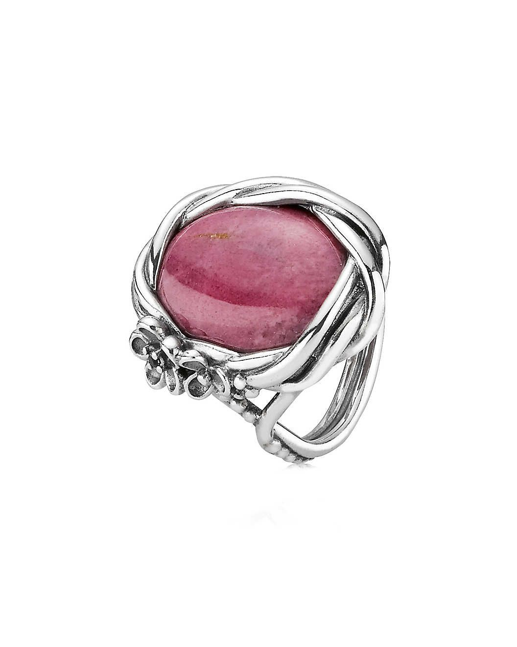 Spotted this PANDORA Silver Crystal Ring  on Rue La La. Shop (quickly!).