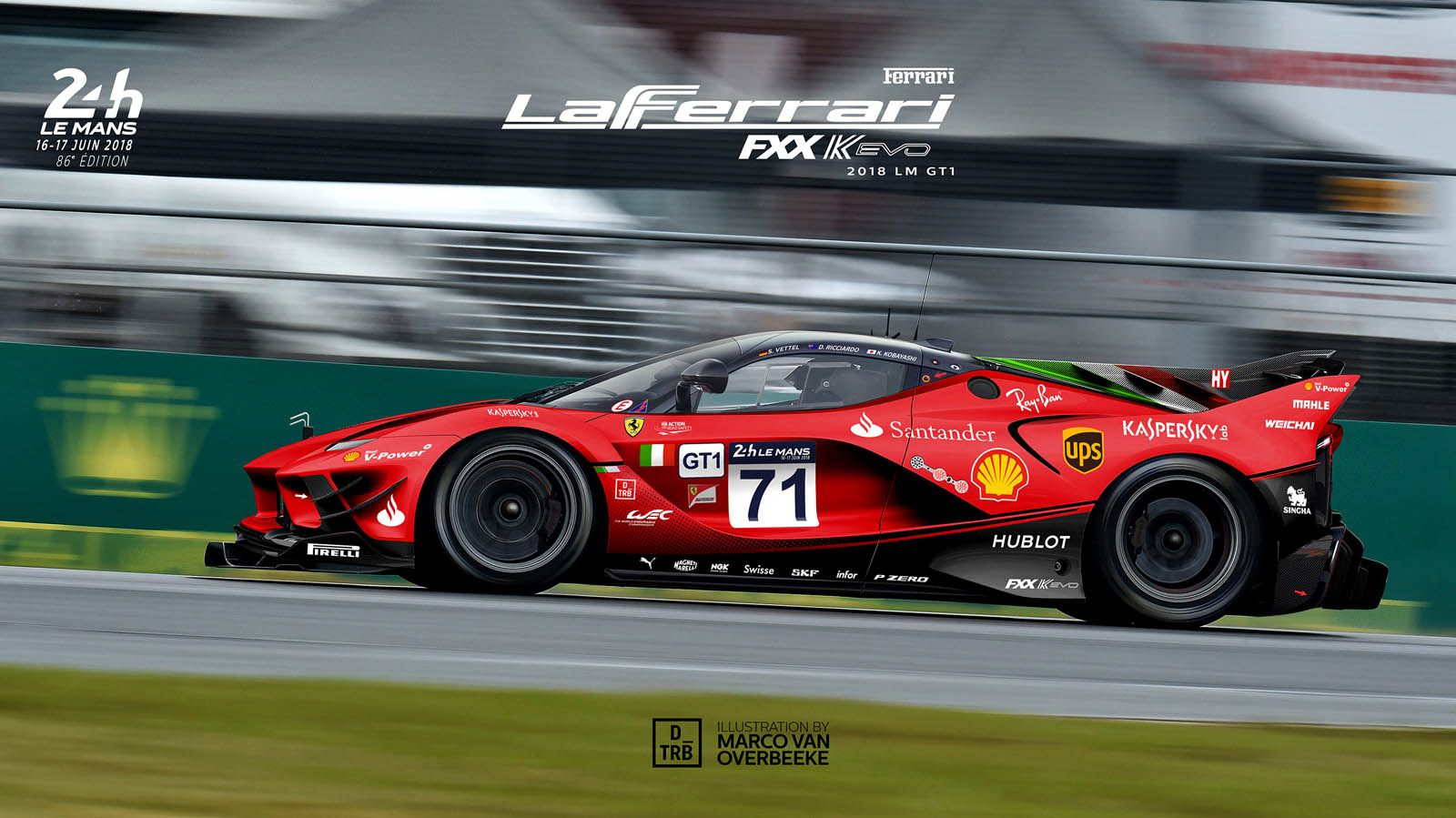 The Latest Hypercars Would Make Awesome Le Mans Racers Carscoops Le Mans Super Cars Racing