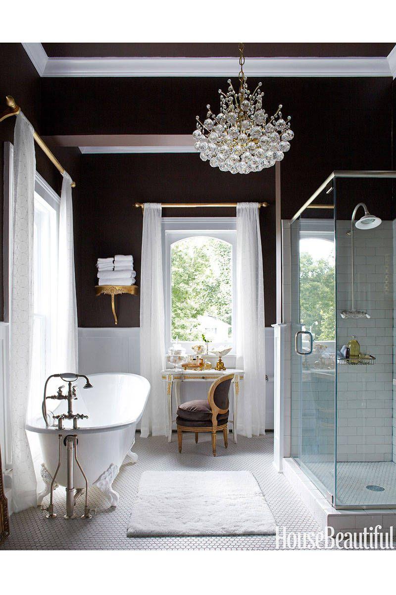 Interior design by Annie Brahler.   - HarpersBAZAAR.com
