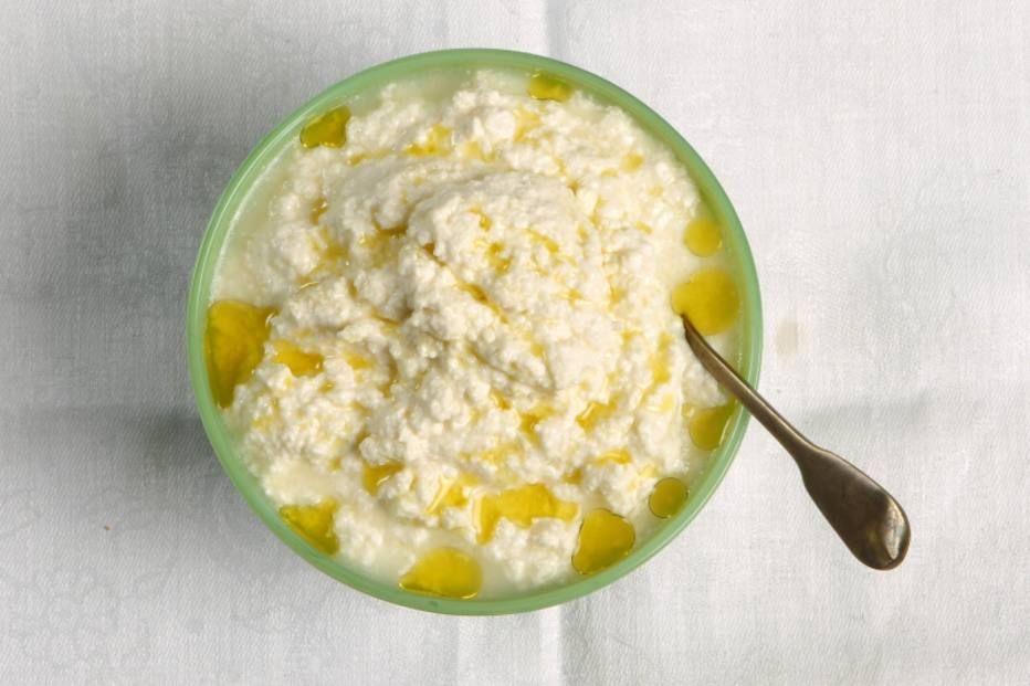 Ricota caseira - A receita, muito simples, é da chef Heloisa Bacellar