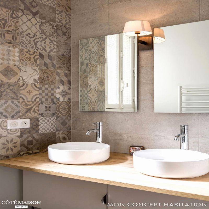 Pin Di Mourad Alem Su Salle De Bain Idee Bagno Rustico Arredamento Bagno Design Bagno Rustico