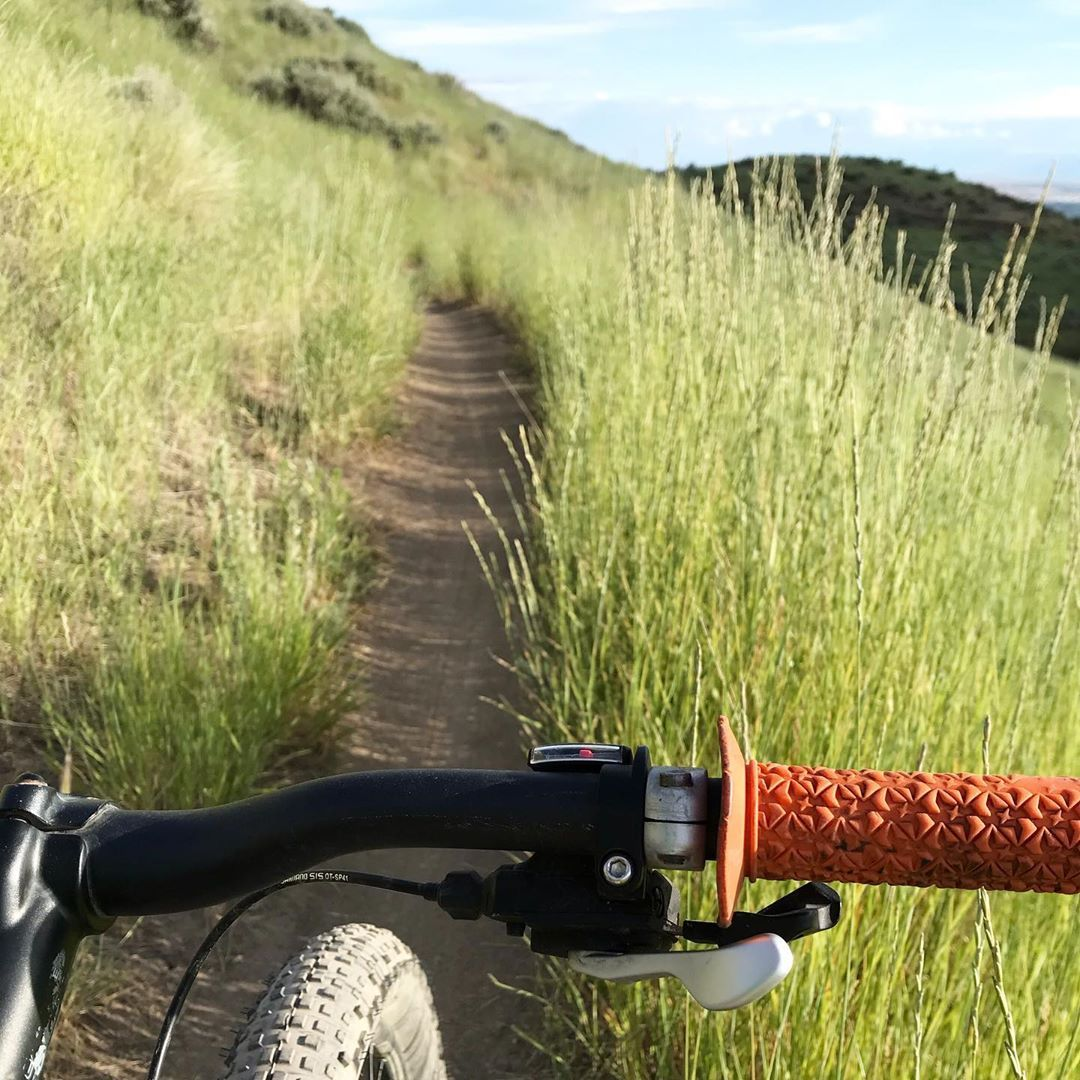 Corrals Trail In The Boise Foothills Mtb Trail Off Bogus Basin