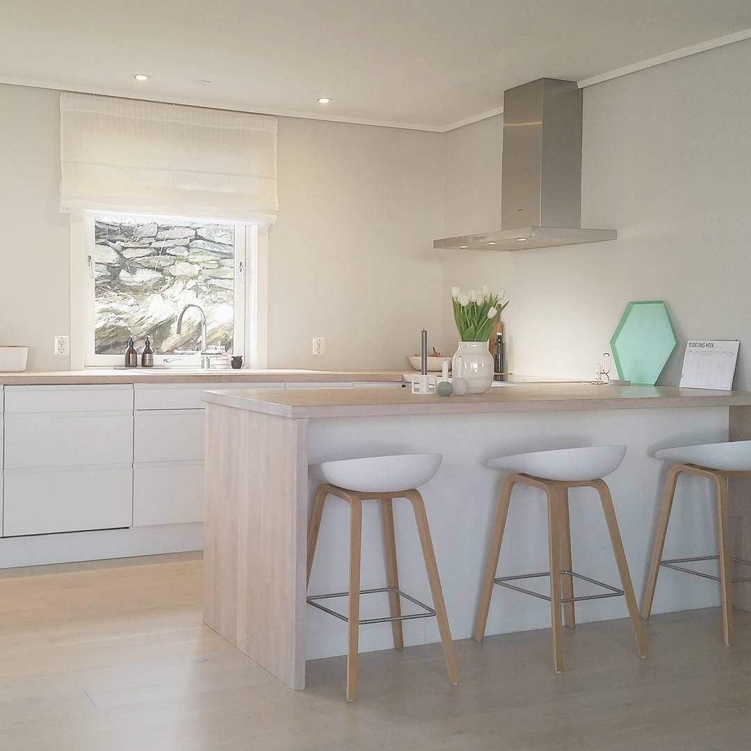 Kitchen Living Wall: ImmyandIndi Interior Inspo
