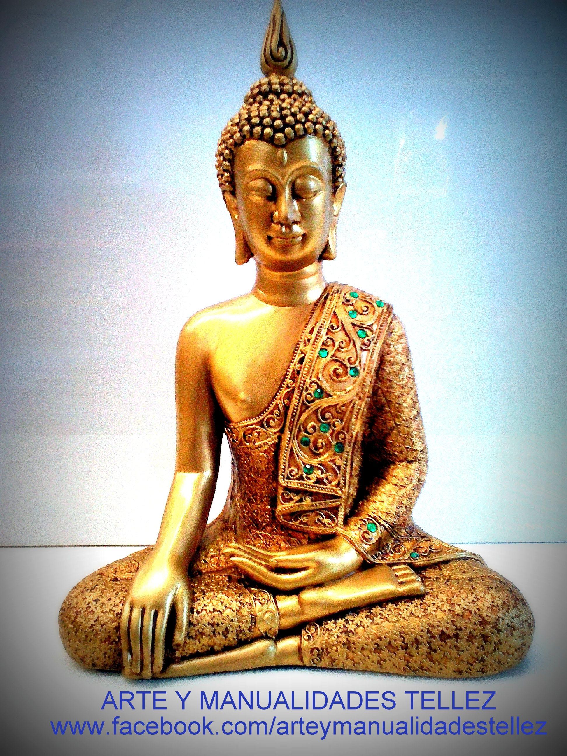 Buda mahasandi arte de la pintura pinterest budas yeso y elefantes - Figuras buda decoracion ...