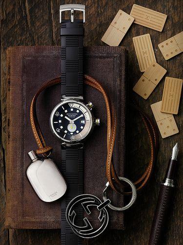 man's fashion accessories #gear