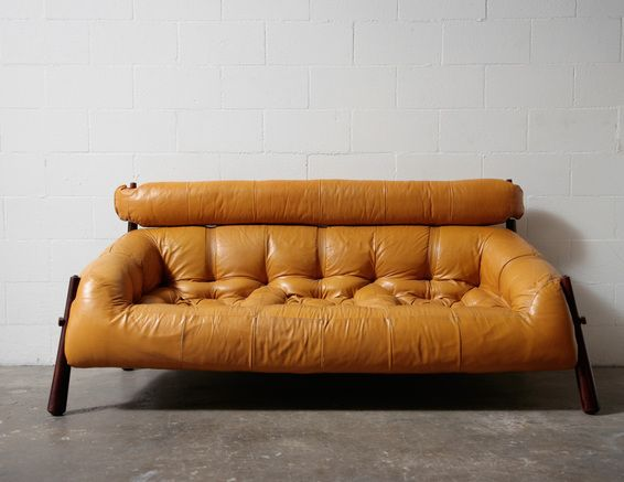 Percival Lafer Sofa Goes Against
