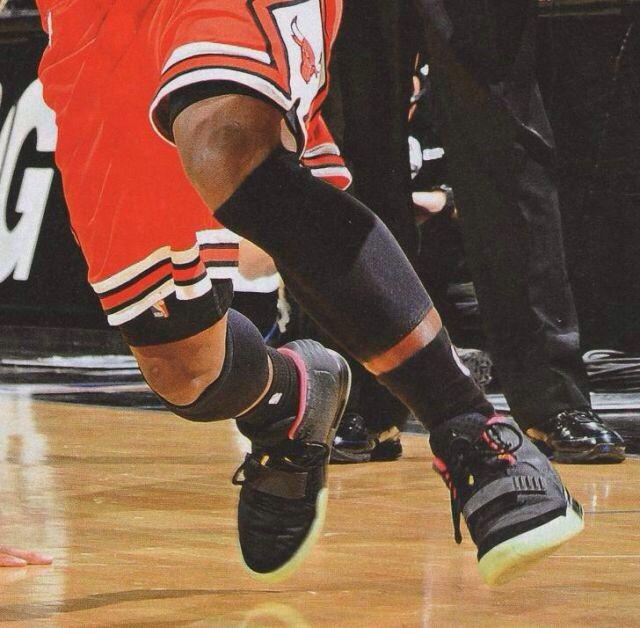 NBA player wearing Yeezys | Sneaker