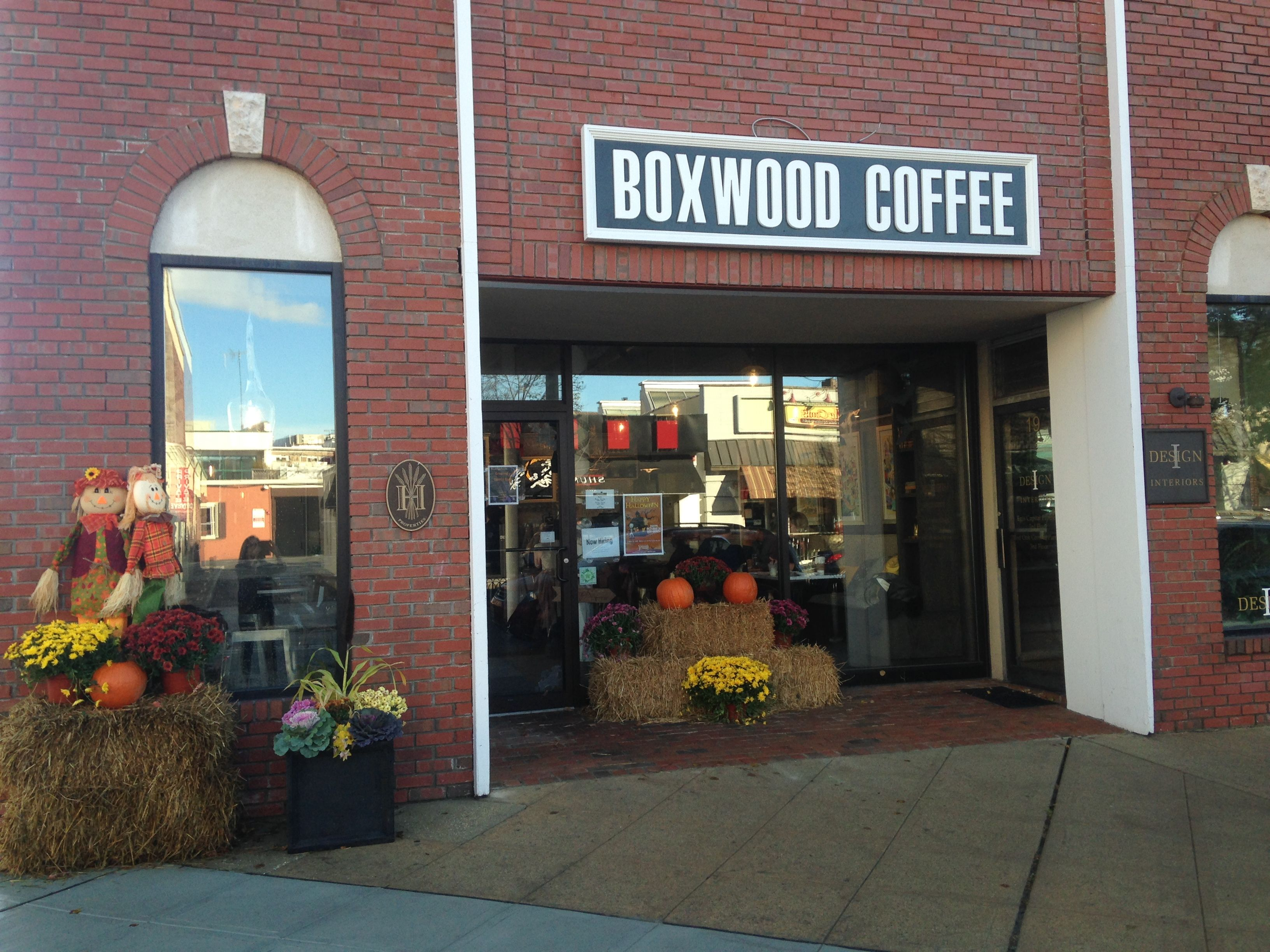 Boxwood Coffee In Summit Nj Summit Homes Summit Beautiful Homes