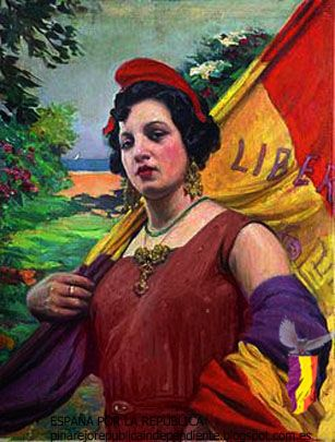 El Arte Irreverente Proletario Carteles E Iconografia Sobre La Republica Espanola