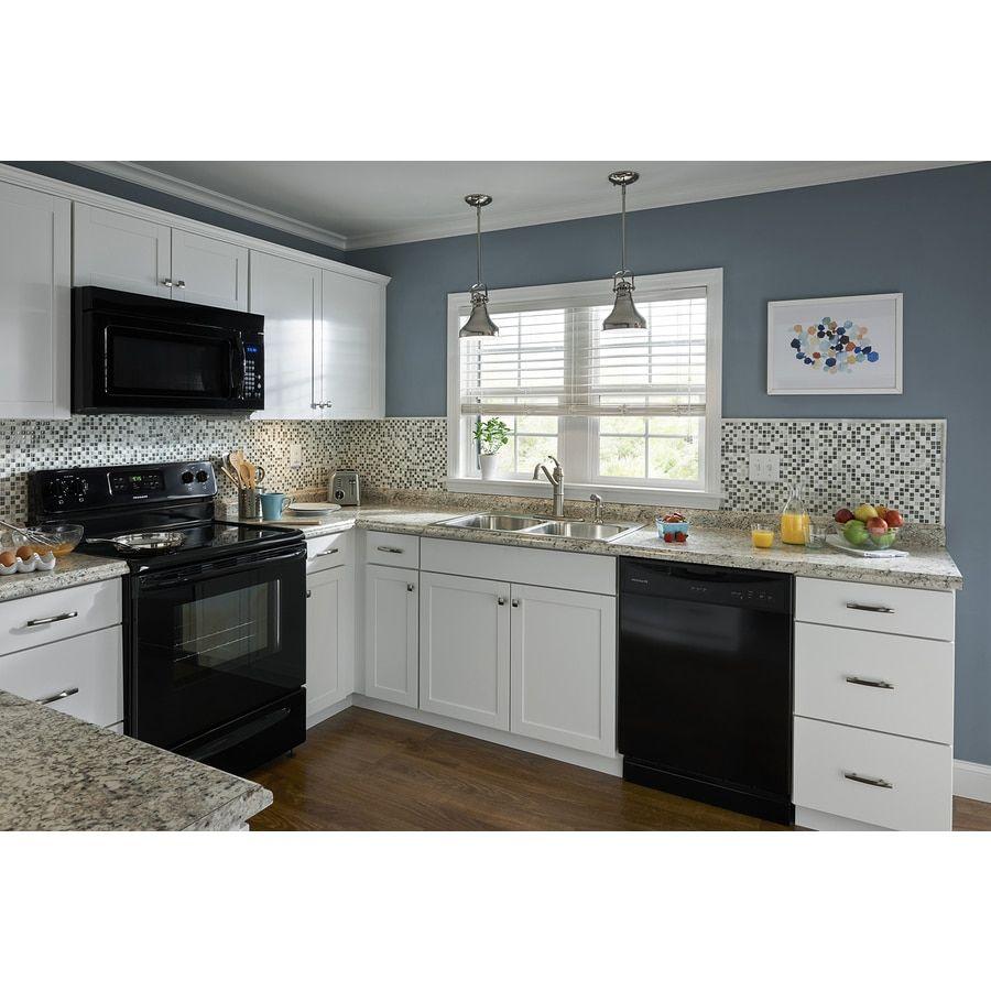 Kitchen Classics Arcadia 36 In W X 35 In H X 23 75 In D White Sink Base Cabine Kitchen Interior Design Modern Interior Design Kitchen Small Kitchen Wood Design