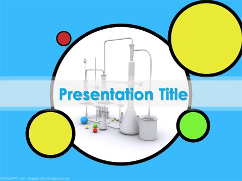 Chemistry Project Powerpoint Template | 배경화면 | Pinterest