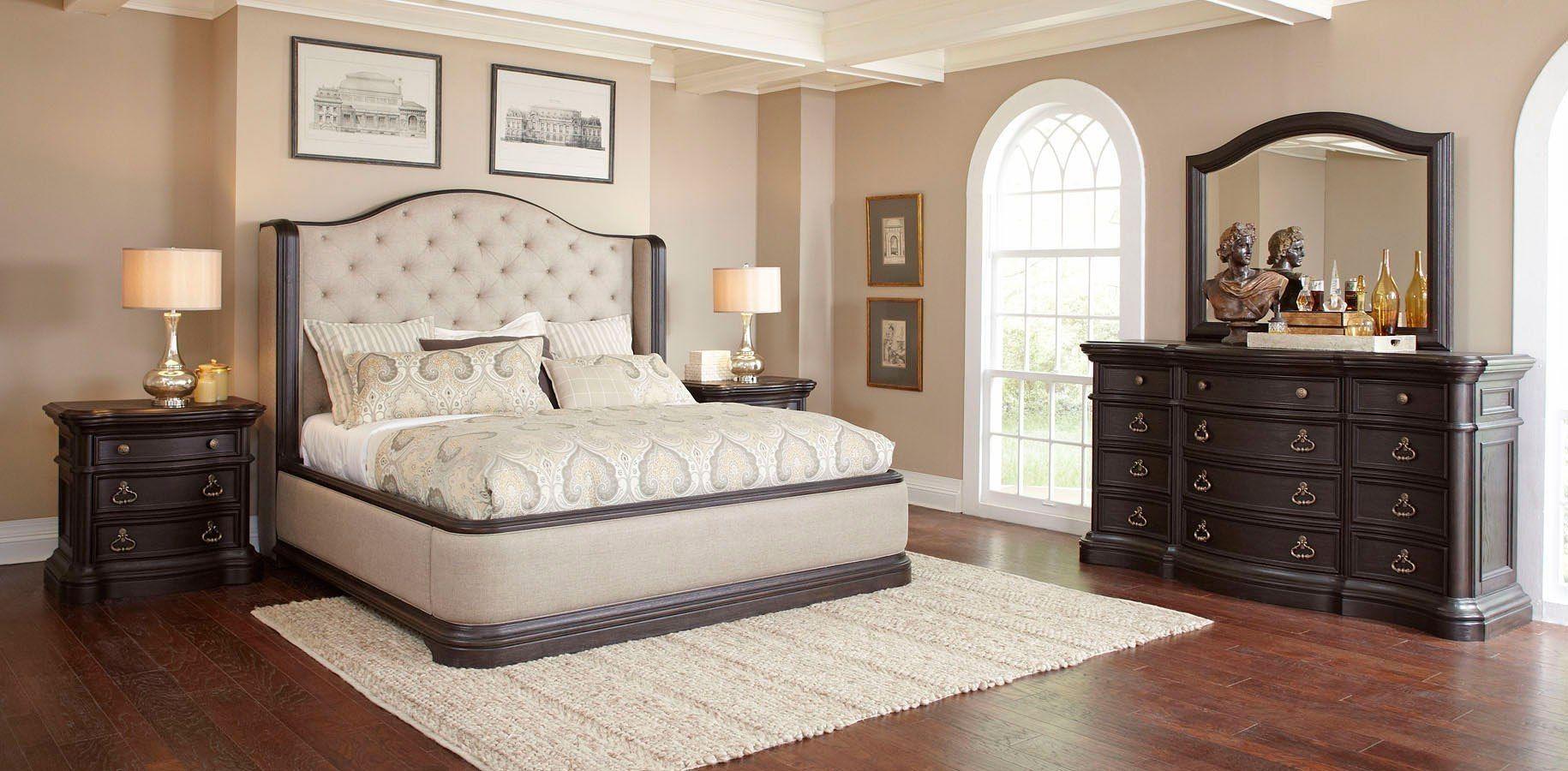 Ravena wing bedroom set rooms pinterest bedroom bedroom sets