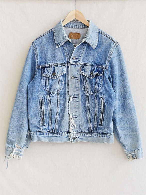 The 5 Basic Principles of a Perfect Wardrobe | Denim jackets ...