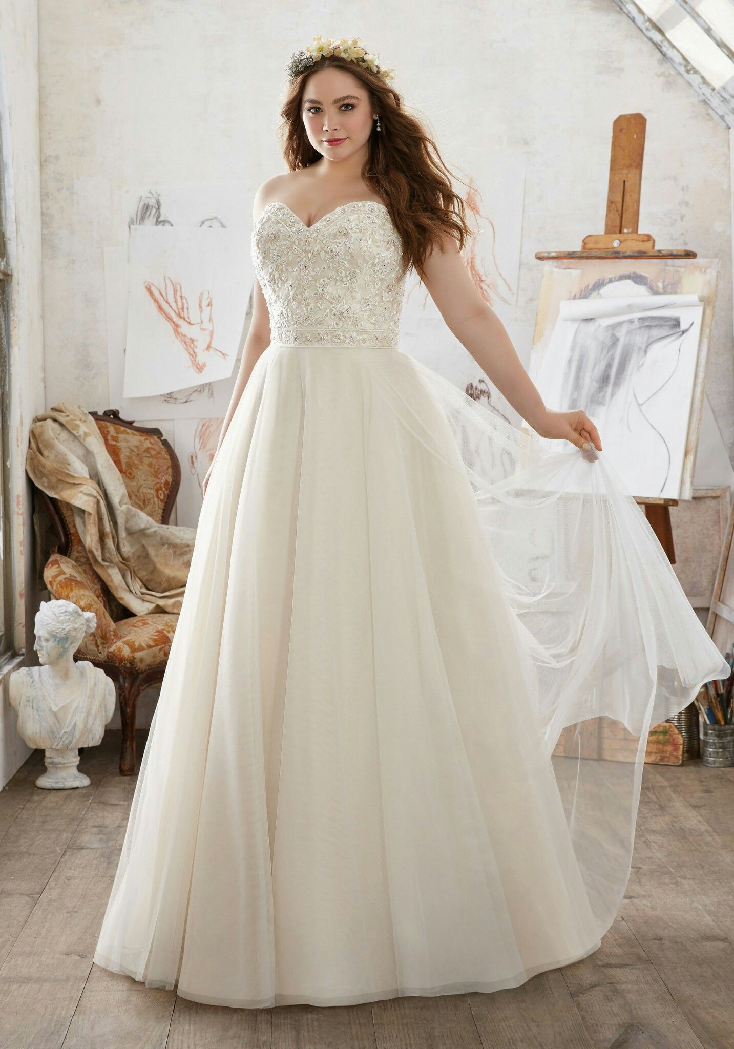 Mori lee madeline gardner wedding dress  Pin by Brautkleid bleibt Brautkleid on In diesen Stilen führen wir