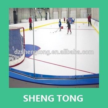 Feel As Real Ice Ice Rink Board View Ice Rink Board St Product Details From Dezhou Shengtong Rubber Plastic Co Synthetic Ice Rink Synthetic Ice Ice Rink