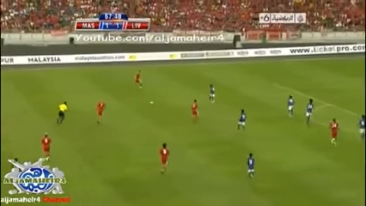 Malaysia Vs Liverpool 3 6 Full Match Highlights And Goals 16 17 Hd With Images Match Highlights Full Match Liverpool