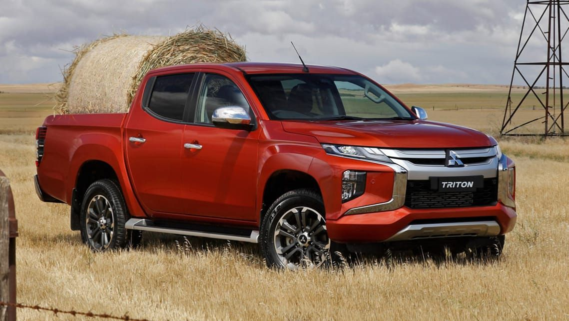 Mitsubishi Triton 2020 Redesign And Release In 2020 Mitsubishi Cars Near Me Triton