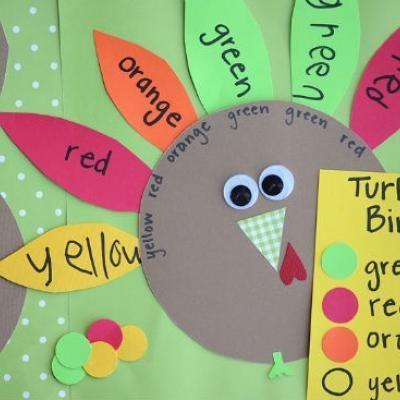 Turkey Roll Game {Thanksgiving Games}