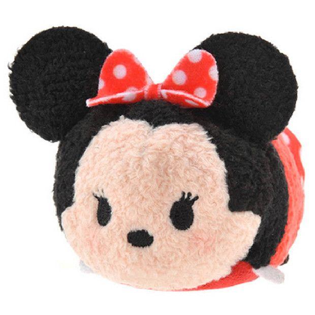 Disney Tsum Tsum ~VALENTINES MICKEY /& MINNIE~ Mini Plush Set Target