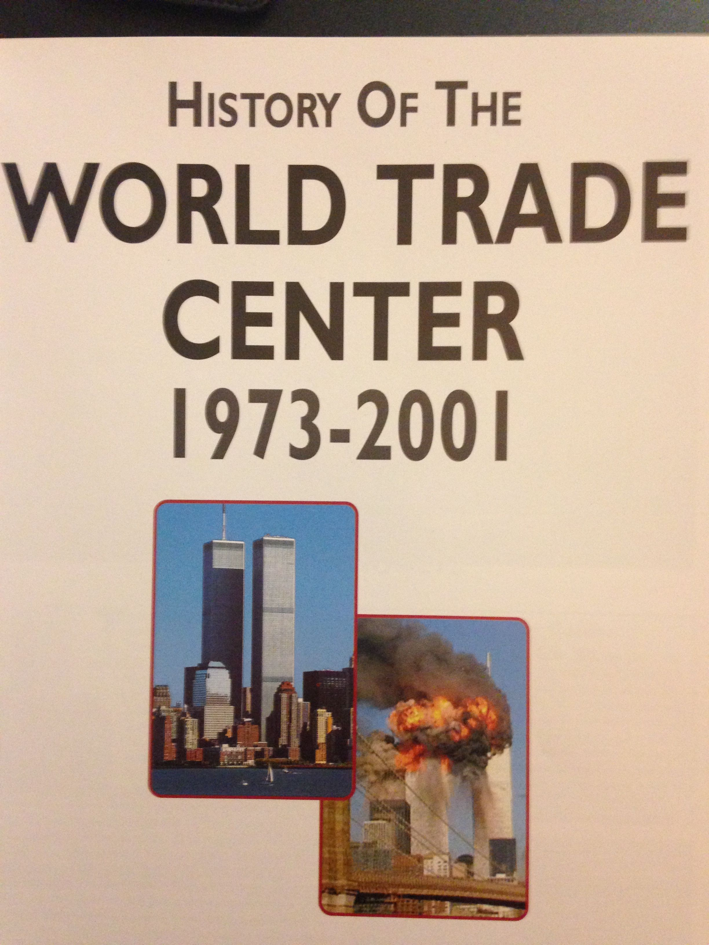 History of the World Trade Center