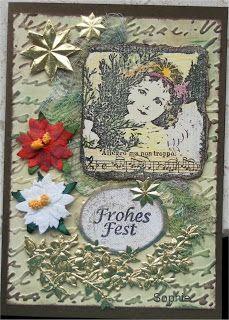 Sophie's Art: Frohes Fest...