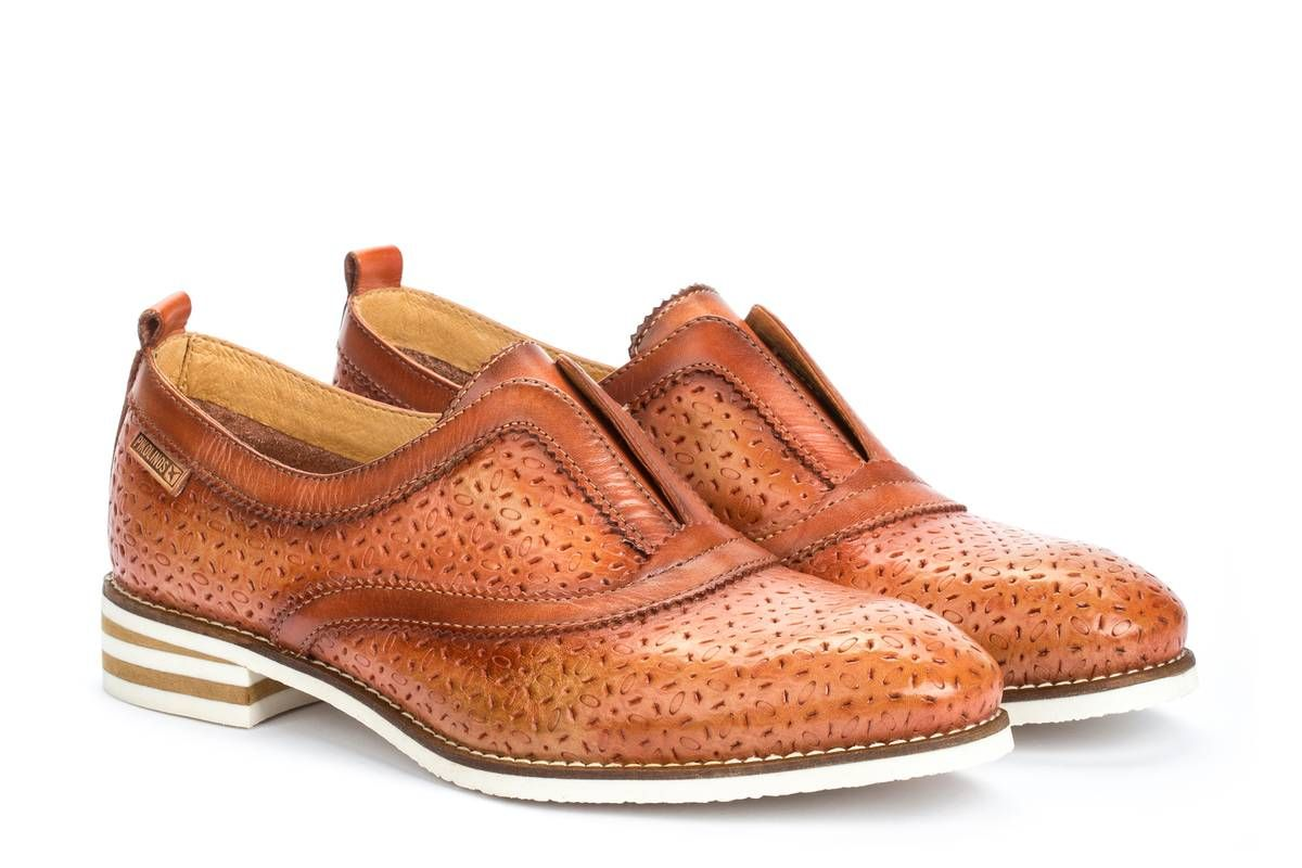mejor servicio c55aa 9728f Women`s Leather Shoes ROYAL W3S-5781 | Pikolinos | My Style ...