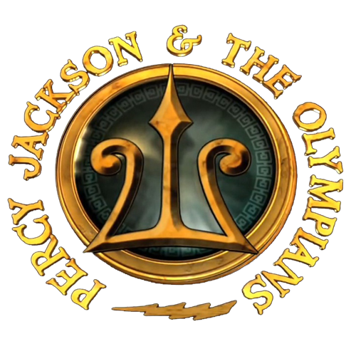 Image result for percy jackson and the olympians logo