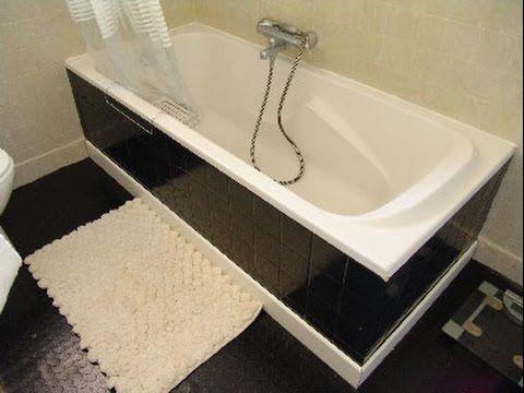 Peinture et Résine pour Peindre du Carrelage Deco-Cool bathroom