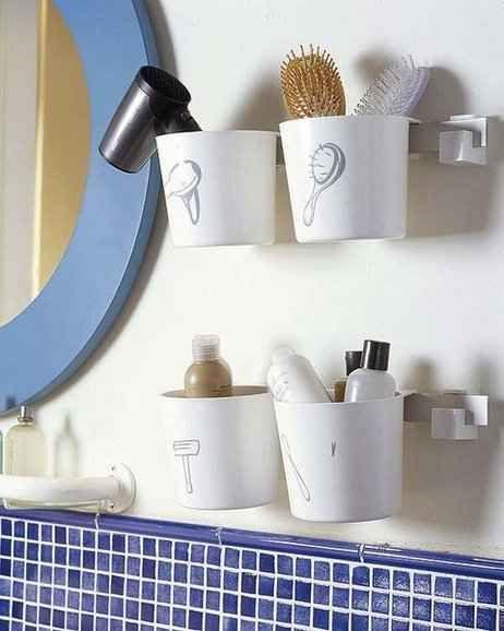 Utensilios De Baño | Accesorios Arreglos Y Disenos Para Banos Pequenos 2 Bathroom