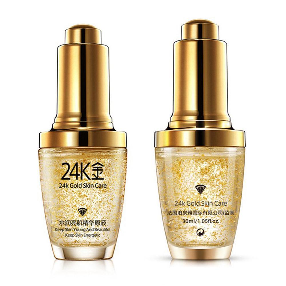 Midas 24kt Gold Anti Inflammation Essence Serum Skin Care Moisturizer Cream Face Skin Collagen Skin Care
