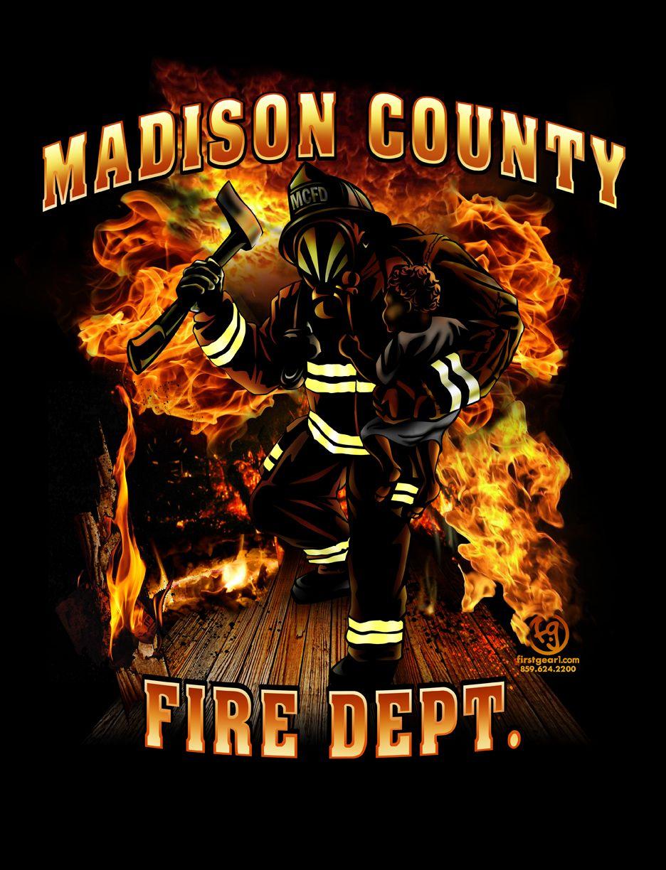Shirt design equipment - T Shirt Design For Local Fire Department Duaneknightdesign Dknightdesign