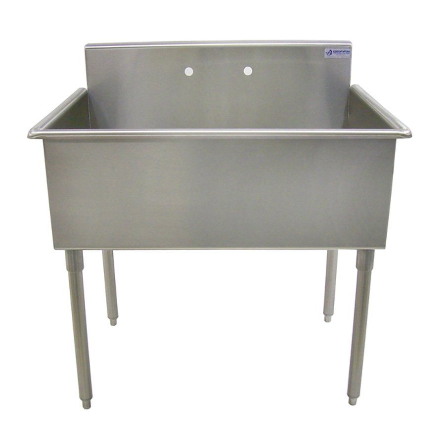 Griffin T60 194 Single Bowl Scullery Commercial Sink Stainless Steel Atg Stores Laundry Room Sink Laundry Room Laundry Room Makeover