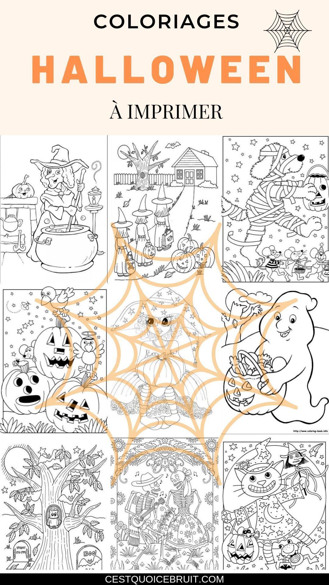 Coloriage D Halloween A Imprimer Gratuitement Coloriage Halloween A Imprimer Coloriage Halloween Coloriage