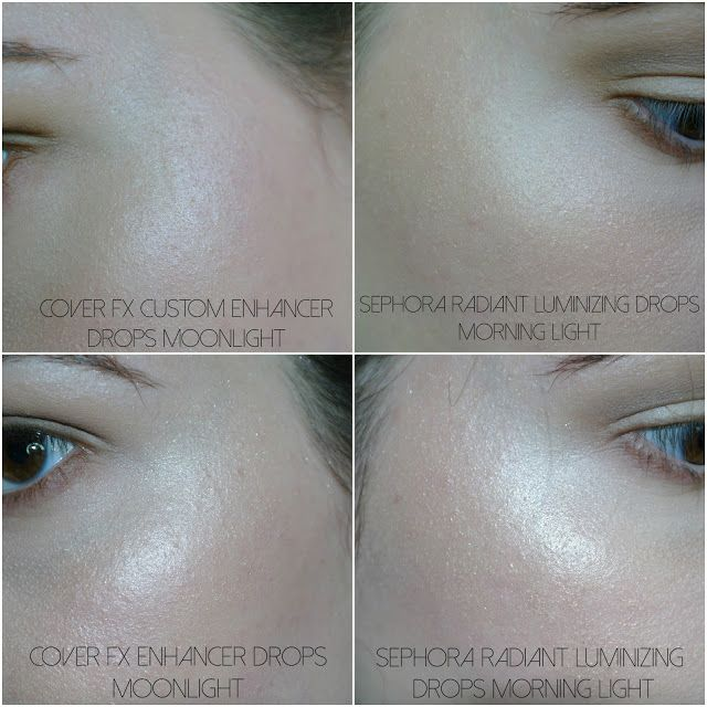 Sephora Radiant Custom Enhancer Drops Swatches Morning Light Cover Fx Enhancer Drops Moonlight Cover Fx Drops Cover Fx Enhancer Drops Cover Fx