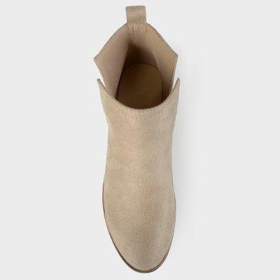 la femme daim est journee collection tep faux des bottes en daim femme pierre rimi round 7a50f7