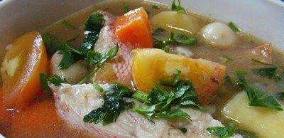 Resep Sup Ikan Tenggiri Yang Enak Resep Masakan Sup Ikan Resep Sup Ikan Tenggiri
