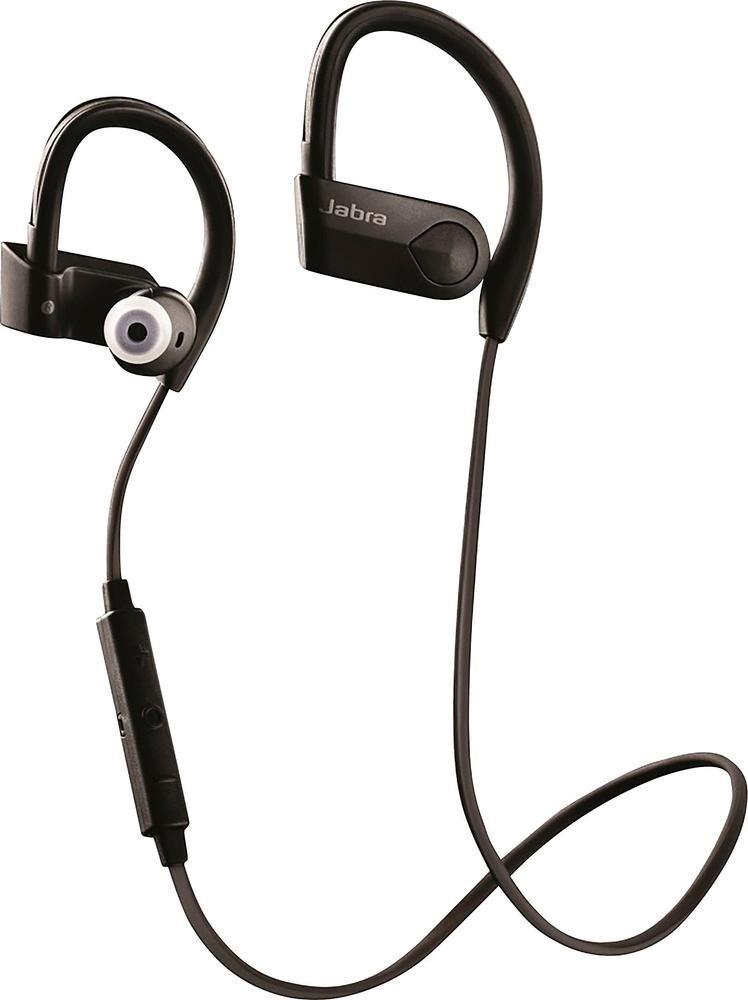 6f05eb6dc71 Jabra - Sport Pace Wireless In-Ear Headphones - Black | Products ...