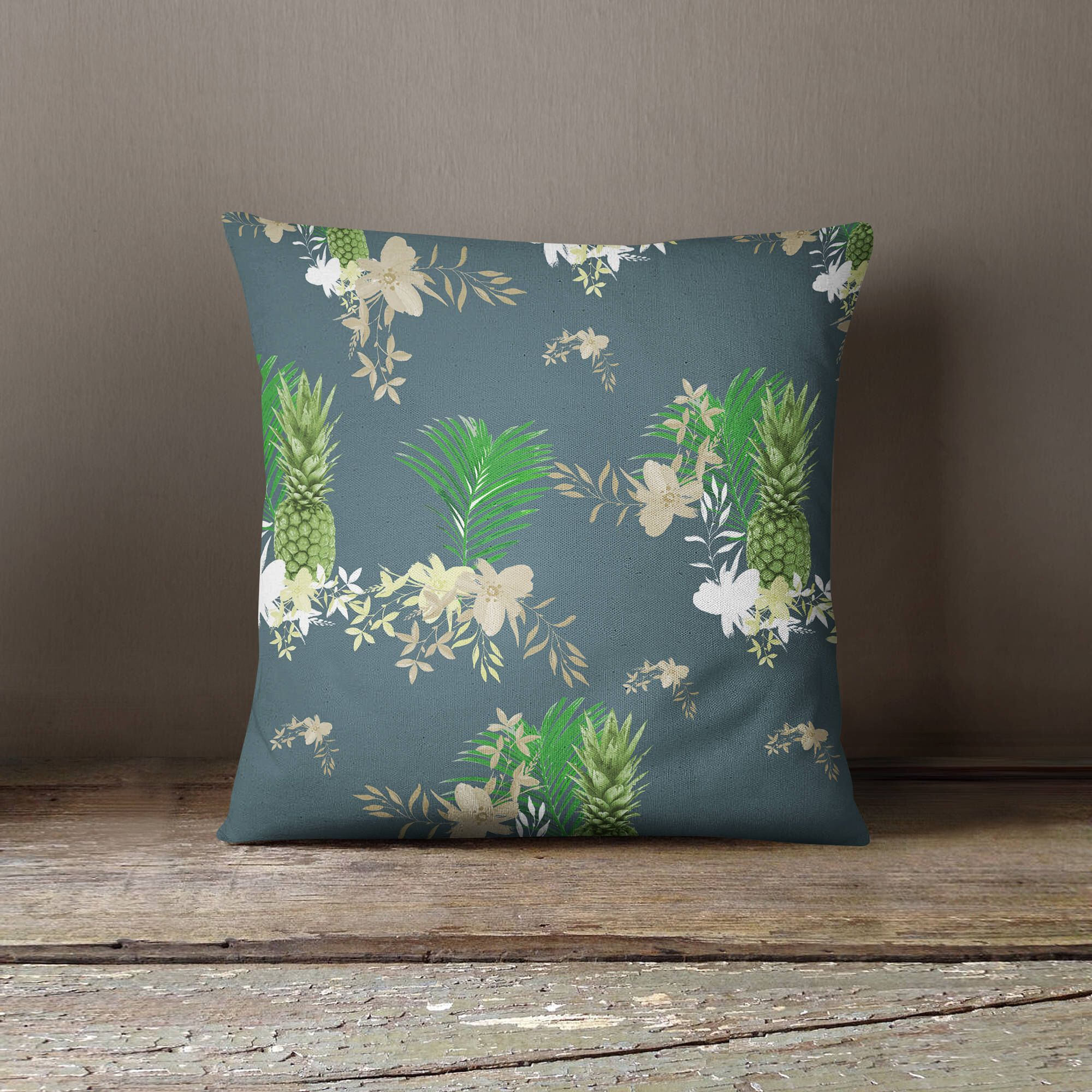Pineapple cushions cushion cover pineapple scatter cushions blue