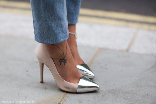 Zara shoes…