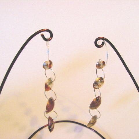 Handmade Earring Display Racks ∙ How To by Beth Millner on Cut Out + Keep