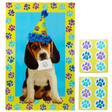 Party Pup Party Game - Carnival Games - Pinatas & Games