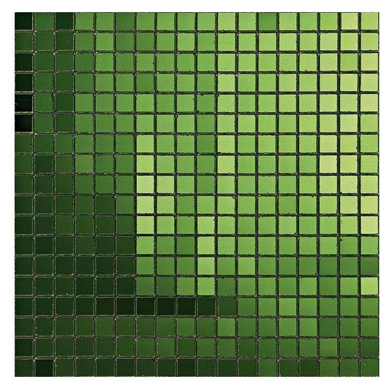 #Sicis #Neocolibrì Bamboo 1,5x1,5 cm | #Vetro di #Murano | su #casaebagno.it a 98 Euro/foglio | #mosaico #bagno #cucina