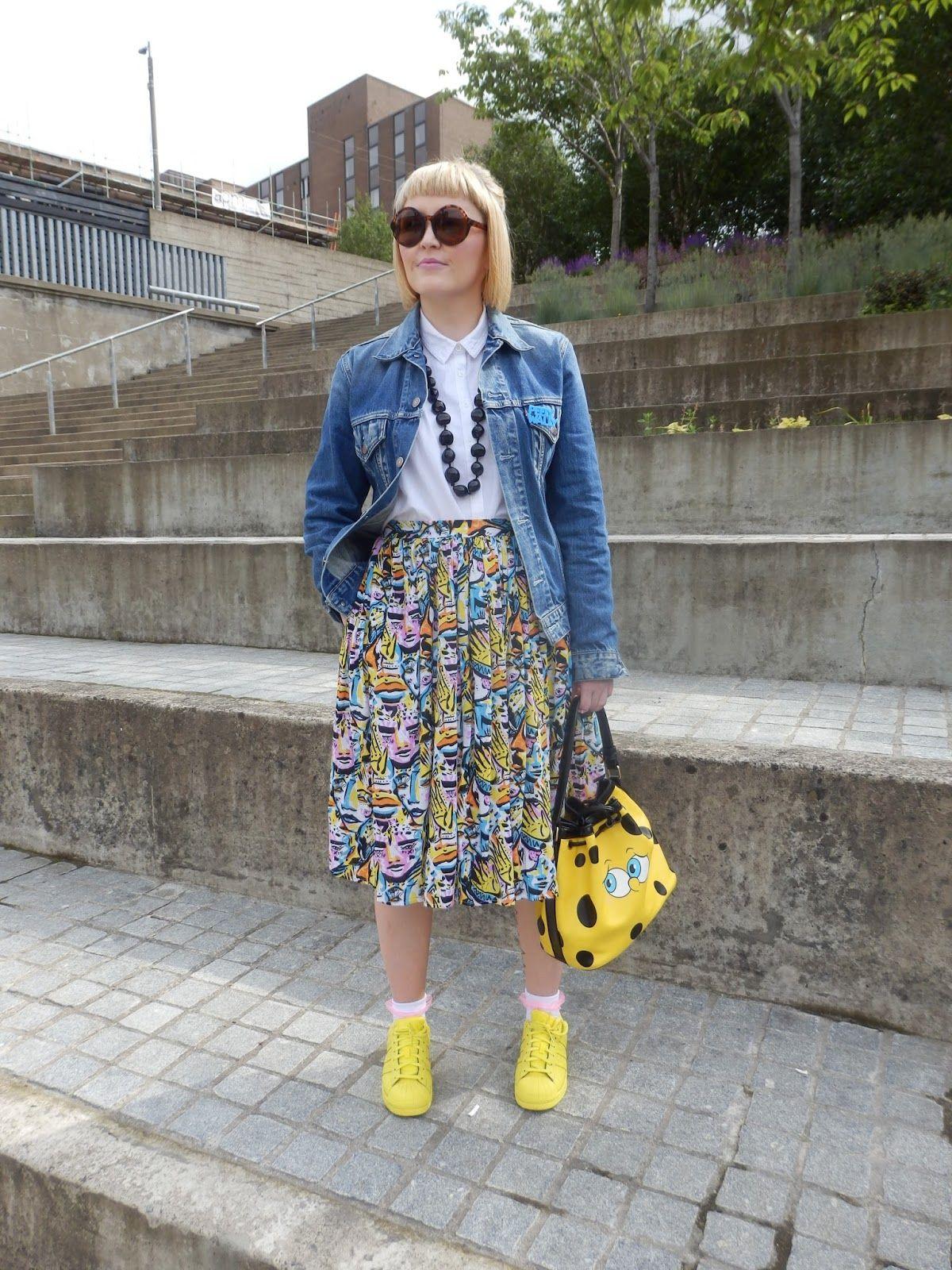 66c7ed90bbf LynnieZulu4Monki looks amazing on Glasgow girl.   fashionfashionbaby ...