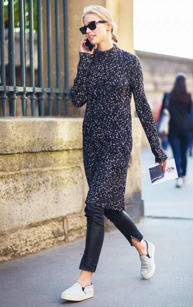 Why I'm Pro Dress Over Pants (And You Should Be Too) via @WhoWhatWear