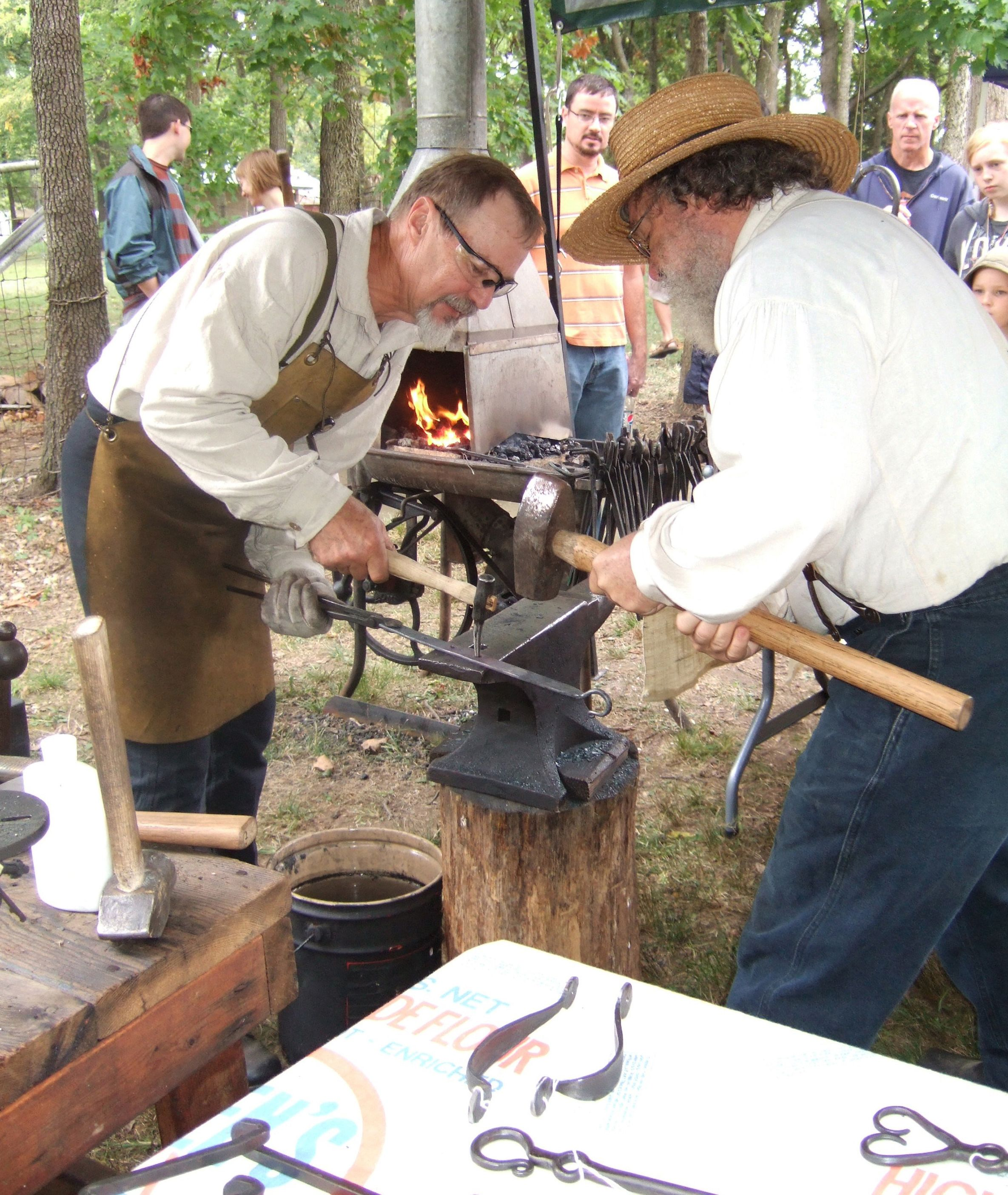 The Annual Heritage Festival And Craft Show In Columbia Celebrates