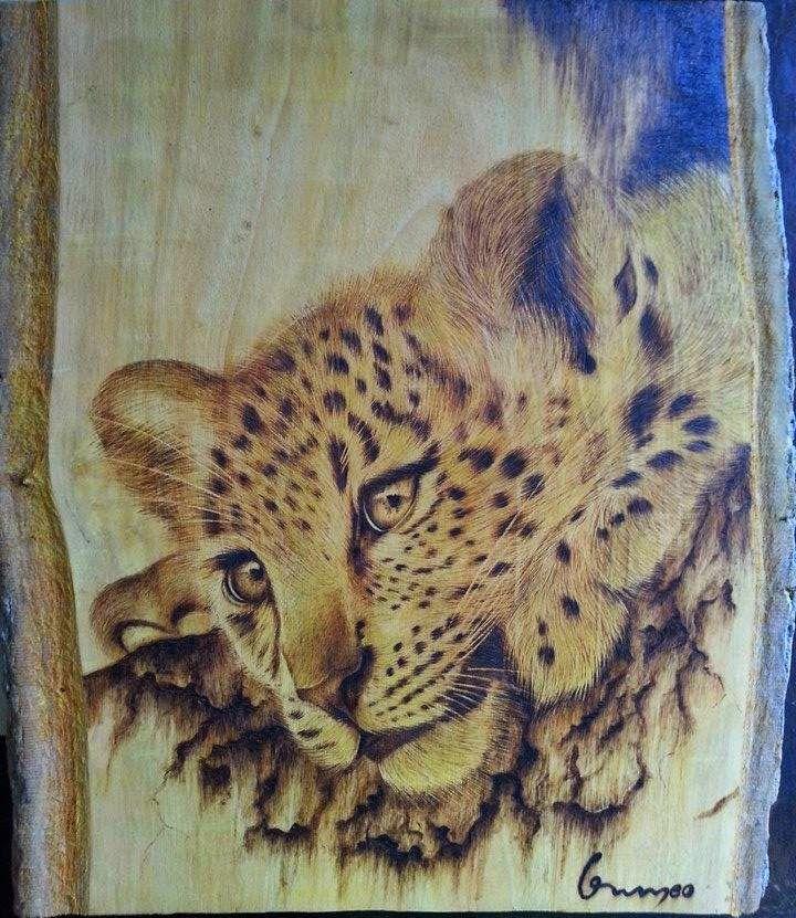 معلمي التربية الفنية بالاقصر احمد همام ابداع الحرق على الخشب Pyrography Art Wood Burning Art Wood Burning Patterns