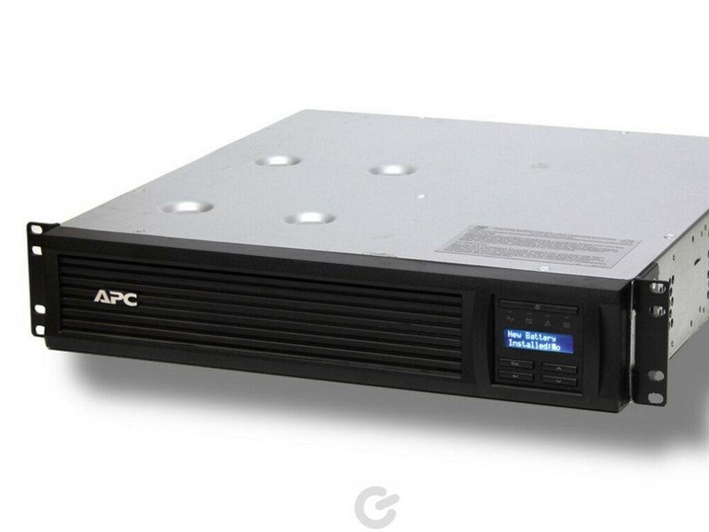 ebay sponsored apc smart ups 1500 rack