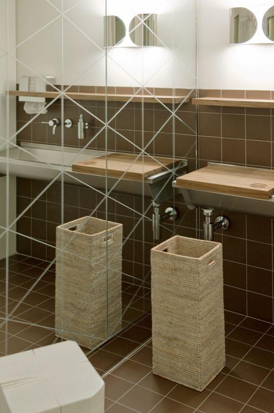 Restaurant Käserei Murten Restaurant, Architektur und Badezimmer - badezimmer jasmin
