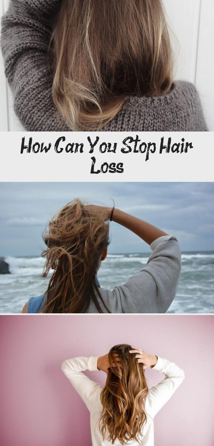 How Can You Stop Hair Loss Hair loss treatment, Natural
