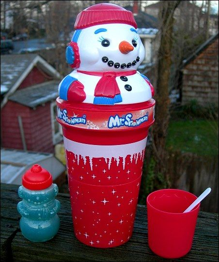 I had one of these when I was a child, and I loved it!